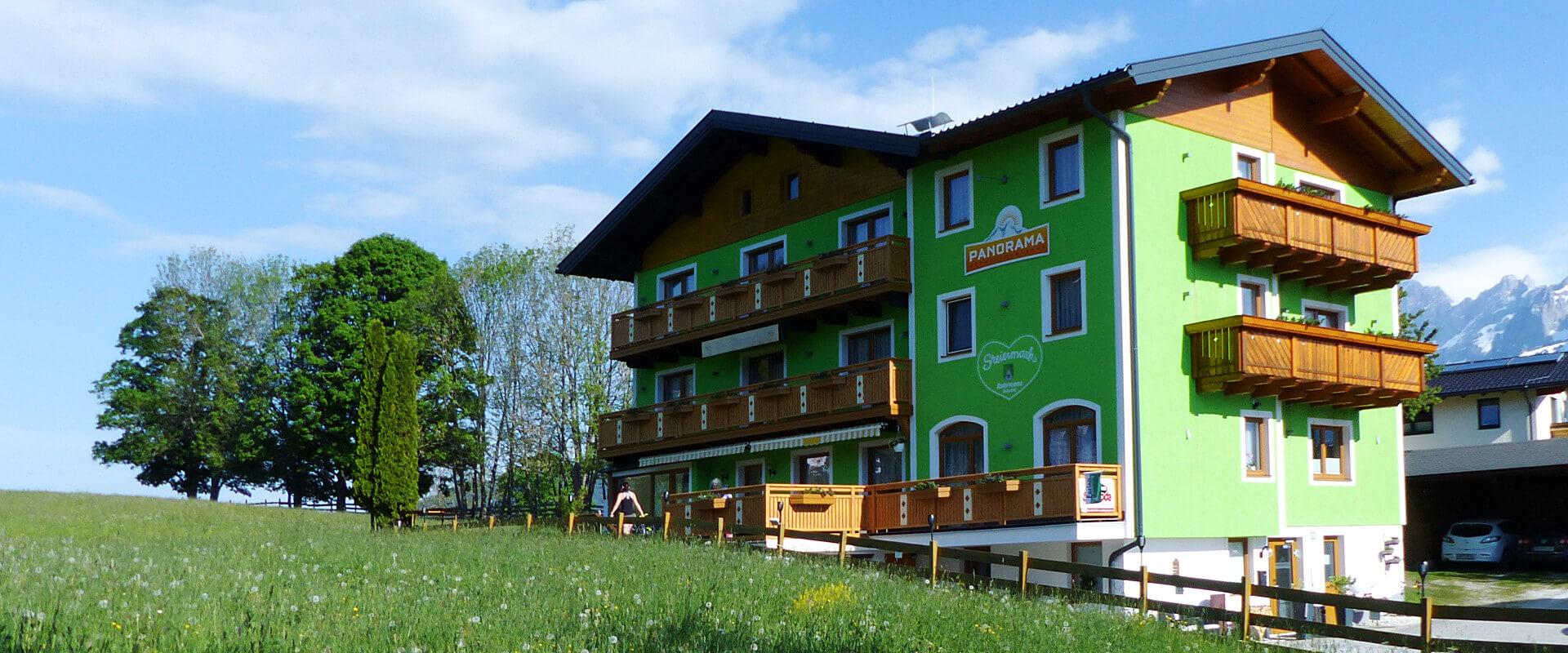 Appartementhaus in Schladming-Rohrmoos